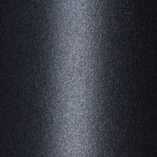 "New! ItsCheaperThanTherapy - Metallic Cardstock, 8 1/2"" x 11 "", 25 sheets Black blkmet"