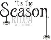 Riley and Co. Funny Bones- 'Tis The Season- Halloween RWD-837