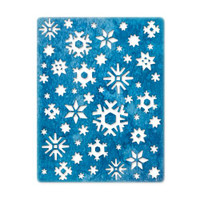 New! Sizzix Thinlits Die - Arctic by Tim Holtz 664967