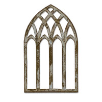 New! Sizzix Bigz Die - Cathedral Window 664974