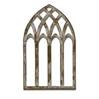New! Sizzix Bigz Die - Cathedral Window 664974