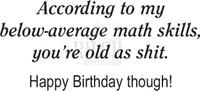 Riley and Co. Funny Bones- Below-Average Math Skills RWD-861