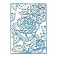 Thinlits Die Set 2PK - Floral Lattice by Jessica Scott  665082