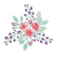 Thinlits Die Set 7PK - Floral Layers #2 by Jen Long 665083