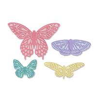 Thinlits Die Set 9PK - Flutter on By by Jessica Scott 665097