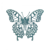 Thinlits Die - Perspective Butterfly by Tim Holtz