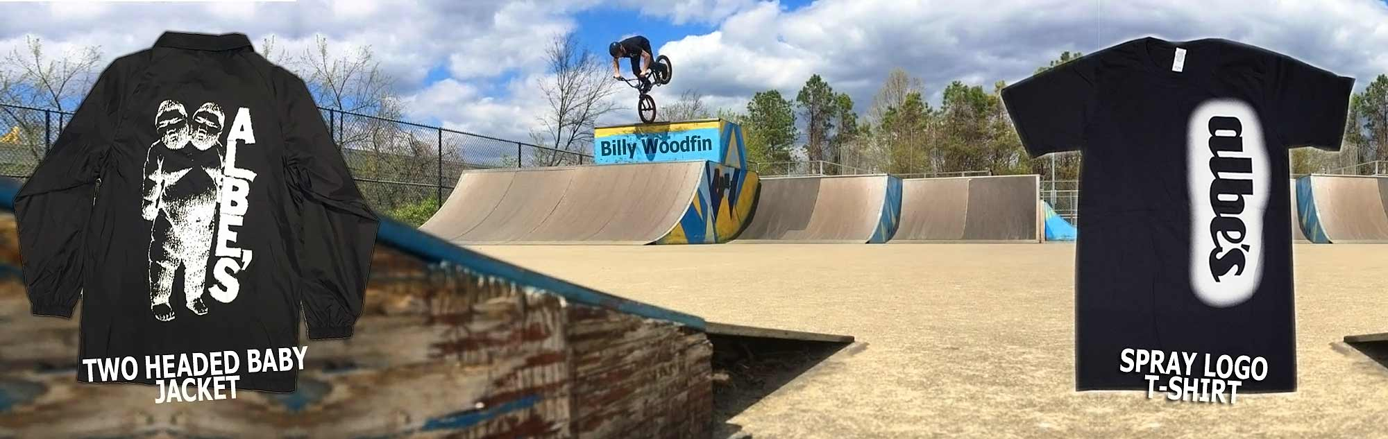 Albe's BMX Clothing at Albe's Online