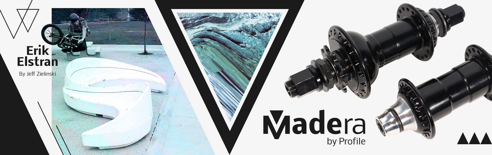 Madera BMX Products at Albe's BMX Online