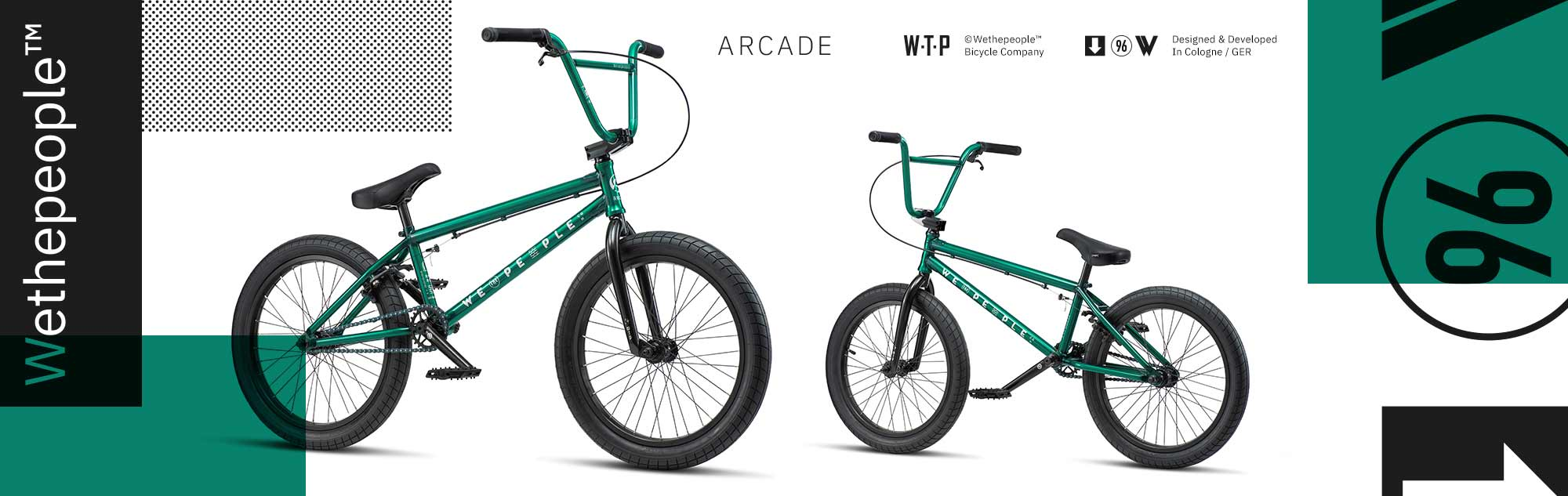 WeThePeople Arcade Bike for sale at Albe's BMX