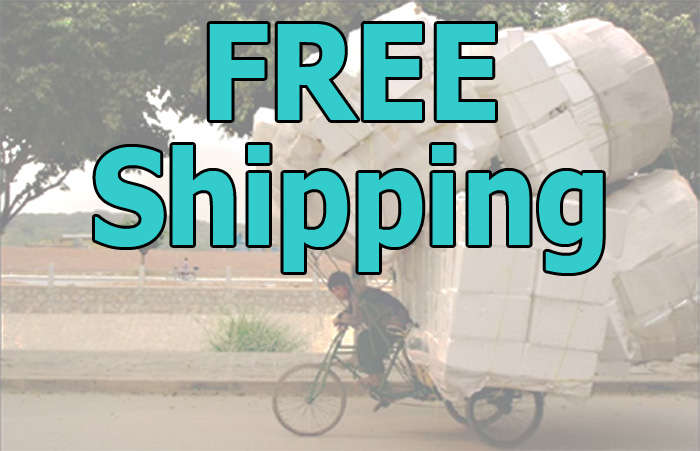 Free Shipping BMX Bikes at Albe's BMX