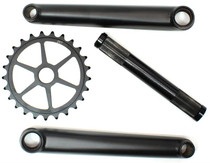 PREMIUM 1948 SPLINE DRIVE 3 PIECE CRANKS w/ SPROCKET