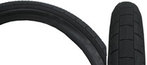 Demolition Momentum Tire in Black color at Albe's BMX Bike Shop