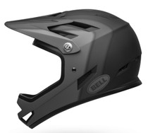 Bell Sanction Full Face Helmet in Black at Albe's BMX Shop