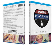 Props Road Fools Blu-Ray Box Set (3-Disc Collectors Edition)