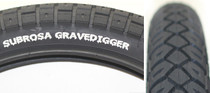 SUBROSA GRAVE DIGGER TIRE