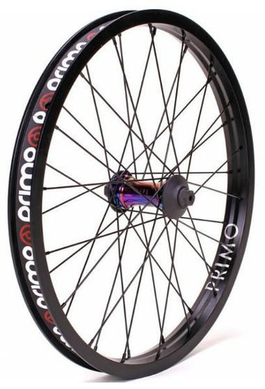 Primo VS N4FL V2 Front Wheel at Albe's BMX Online