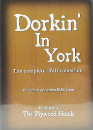 Dorkin' In York DVD collection