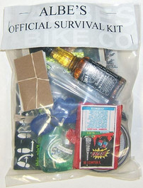 ALBE'S SURVIVAL KIT