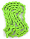 Mission 410 Bike Chain in Green at Albe's BMX