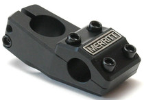 Merritt BMX MK2 Inaugural Top Load Stem in Black at Albe's BMX Bike Shop Online