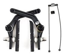 Kink Desist Brake in black at Albe's BMX Bike Shop