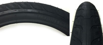 Merritt Option Tire in Black at Albe's BMX Bike Shop Online
