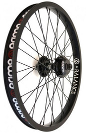 Primo Remix V3 LT rear Cassette wheel in black at Albe's BMX Bike Shop Online