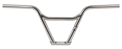 Chrome Bonedeth Deadman bmx handle bars