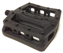 Kink Hemlock Pedals in Black at Albe's BMX Bike Shop