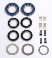 BMX Cassette Hub rebuild kit by Profile Racing.  This kit includes everything you need to rebuild your Profile Mini, SS, Totem or Madera v.2 Rear Cassette hub.