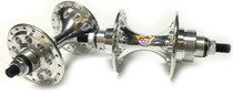Profile Racing Gyrolite repop Hub Set in Polished at Albe's BMX Shop