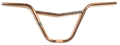 DK Chamberlain BMX Handle Bars in copper at Albe's BMX Shop Online