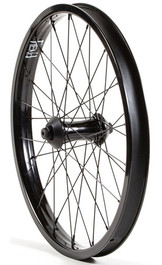 Fiend BMX Cab Front BMX Bike Wheel In Black at Albe's BMX