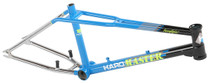 Haro 2017 Lineage Team Master Frame in Blue at Albe's BMX