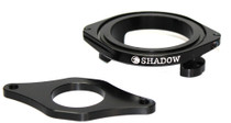 Shadow Sano V.2 Gyro Detangler in black at Albe's BMX Shop Online