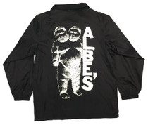 Albe's BMX Two Headed Baby Logo Coaches Jacket at Albe's BMX Bike Shop Online