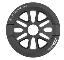 Kink Bikes Eastman BMX Sprocket with Guard in black at Albe's BMX Bike Shop