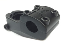 Shadow Odin Mark Burnett BMX stem in Black at Albe's BMX Bike Shop