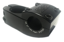 BSD Stacked Oversized BMX Stem in Black color at Albe's BMX Bike Shop
