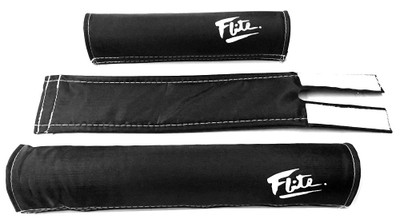 Chrome Old School BMX Flite BMX Pad Set