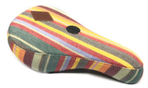 GT Bikes Vantage Pivotal Seat in Weathered Blanket colorway at Albe's BMX Shop