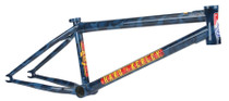 Haro CK BMX Frame in Blue Smoke at Albe's BMX Bike Shop Online