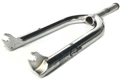 Volume Anchor BMX Fork In chrome in at Albe's BMX Bike Shop Online
