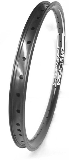 TNT M80 rim in black at Albe's BMX Bike Shop
