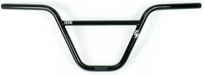 Total BMX TWS BMX Bars in black at Albe's BMX