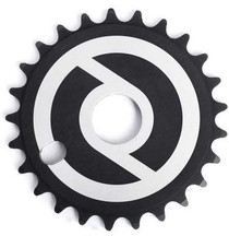 Primo Solid V2 Sprocket in black at Albe's BMX Bike Shop