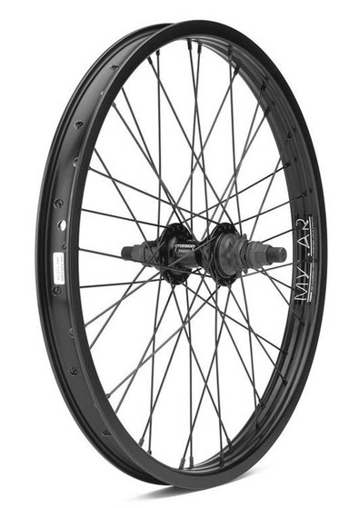Mission React Rear Wheel at Albe's BMX Bike Shop