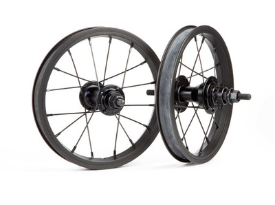 "Revenge OEM 12"" Cassette Wheelset at Albe's BMX Bike Shop"