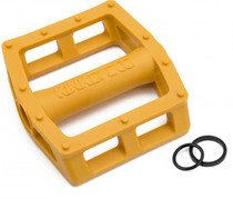 Kink Senec Pedal Replacement Body in Gold at Albe's BMX Bike Shop