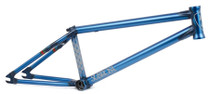 Subrosa MR1 Frame in Blue at Albe's BMX Bike Shop